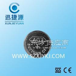 供应AG3锂电池优质LR41钥匙扣扣式电池 1.5v纽扣电池图片