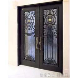 湖州入户门-皇家骑士别墅门-小区入户门图片