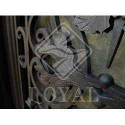 居室|皇家骑士别墅门|120平三居室简约装修图片