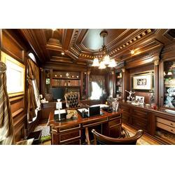 实木书柜 设计 实木书柜 铭源木业行业领导品牌图片