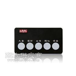 迅铃APE350银行呼叫器/大堂呼叫器/银行窗口柜台无线呼叫系统图片
