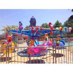 豪华公园旋转飞椅36座定制 旋转飞椅 宏德游乐(查看)图片