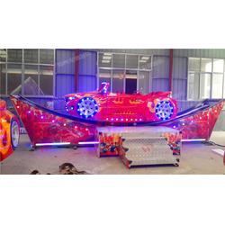 哈尔滨弯月飞车、宏德游乐、室内外流行的弯月飞车图片