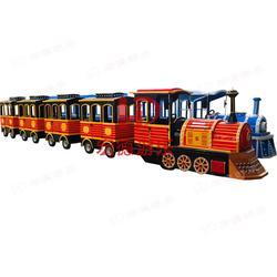 仿古火车轨道海洋火车品种全,旋转小火车,宏德游乐(多图)图片