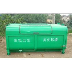 台州镀锌垃圾桶_博兴中礼_镀锌垃圾桶图片