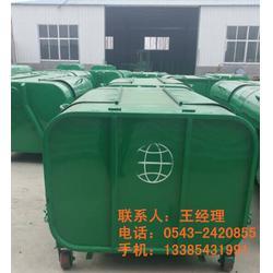 铁皮垃圾桶,淄博铁皮垃圾桶,博兴中礼(查看)图片
