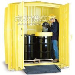 ENPAC 聚乙烯圆桶储存工作柜图片