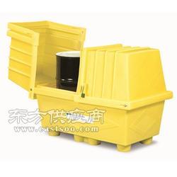 ENPAC 聚乙烯油桶储存箱图片