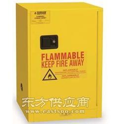 DURHAM MFG 黄色手动钢制安全存储柜图片