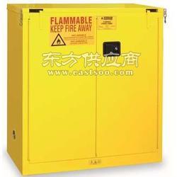 DURHAM MFG 黄色自闭钢制安全存储柜图片