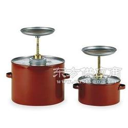 EAGLE危险液体用安全罐 红色钢制盛漏式活塞罐图片