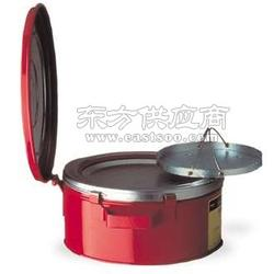 JUSTRITE 钢制台式浸罐浸没清洗桶图片