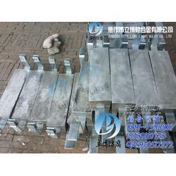 油田建设防腐铝阳极图片