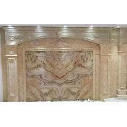 核晶岗瓷背景墙好看吗-核晶岗瓷背景墙-瓷彩背景墙(查看)图片