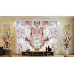 瓷彩概念陶瓷_简约现代瓷砖雕刻背景墙_瓷砖雕刻背景墙图片