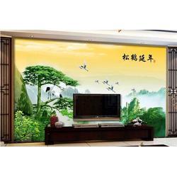 瓷砖背景墙画哪家好|晶意瓷(在线咨询)|江西瓷砖背景墙图片