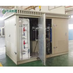 天然气气化站泵撬组合液化天然气加气站泵撬设备图片