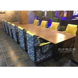 鸿成家具网吧电脑桌 网吧桌椅 网咖桌椅 网咖沙发定制图片