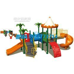 幼儿园儿童滑梯厂家专业快速找梦航玩具图片