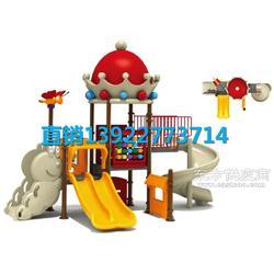 户外工厂儿童游乐设施报价幼儿园滑梯图片