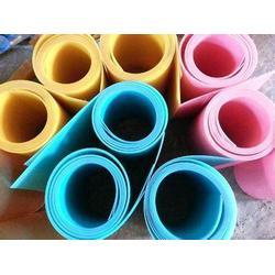 黄色彩色橡胶板、彩色橡胶板、固柏橡塑(查看)图片