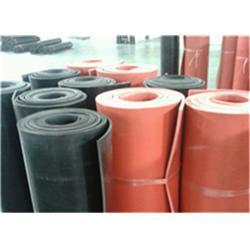 耐高温氟橡胶板_固柏橡塑(在线咨询)_安陆氟橡胶板图片