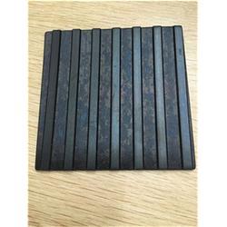 柳叶纹防滑橡胶板、当阳防滑橡胶板、固柏橡塑图片