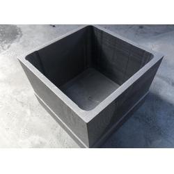 静压石墨坩埚|熔铝石墨坩埚|聚鑫隆石墨(查看)图片