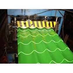 腾威厂家生产绿色琉璃瓦,绿色彩钢瓦,828琉璃瓦,来料加工琉璃瓦,欢迎来电解雅宁图片