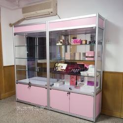 钛合金展示柜系图片