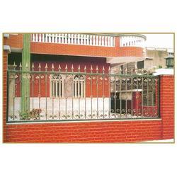 日照锌钢护栏|锌钢护栏厂家|煜昕铁艺(多图)图片