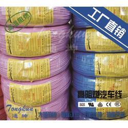 高温电线、通坤特种线缆(在线咨询)、高温电线图片