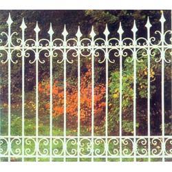锌钢护栏生产厂家、煜昕铁艺、鄂尔多斯锌钢护栏图片