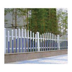 小区防护栏杆哪家好、天津小区防护栏杆、煜昕铁艺图片