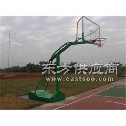 农村广场移动式拆装篮球架现货图片