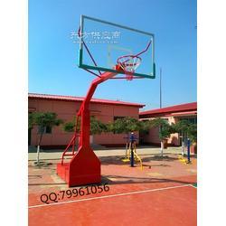 农村广场篮球架预埋件尖峰时刻高品质推荐图片