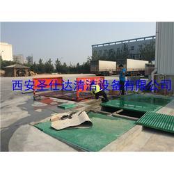渣土车车辆冲洗设备_知洋环保(在线咨询)_车辆冲洗设备图片
