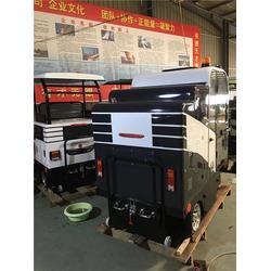 甘肃圣仕达 电动扫地车生产厂家-武威电动扫地车图片