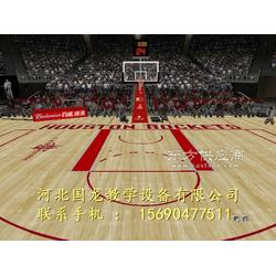 篮球架炫丽多彩就是要你好看移动式拆装篮球架图片