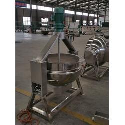 厂家直供夹层锅、诸城华宝机械(在线咨询)、夹层锅图片