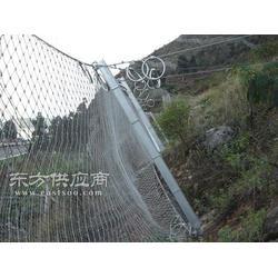 山体滑坡防护网,柔性防护网,边坡防护网图片