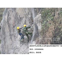 SNS主动网生产SNS柔性边坡防护网厂家图片