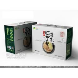 富硒大米的包装设计 富硒农产品包装设计