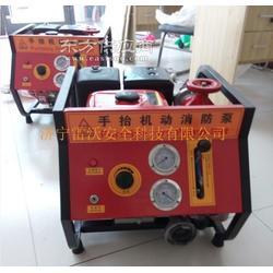 供应手抬式机动消防泵图片