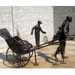 铸铜雕塑-增艺雕塑客户信赖-达州铸铜雕塑图片