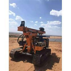 山东光伏工程钻机,光伏工程钻机,协同科技(多图)图片