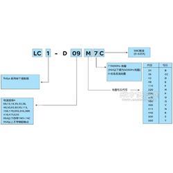 交流接触器LC1-D12N7C施耐德系列图片