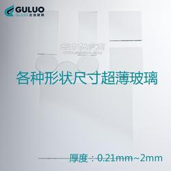厂家低价直销实验室用电子玻璃基片 导电 不导电 尺寸可定制图片