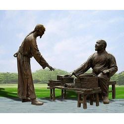 增艺雕塑技术精湛(多图)人物铸铜雕塑-秦皇岛铸铜雕塑图片