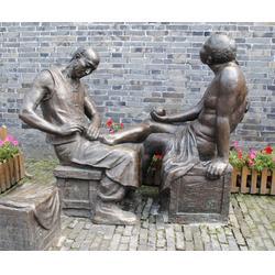 廊坊铸铜雕塑、首选增艺雕塑、铸铜雕塑厂图片